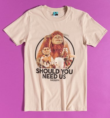 Labyrinth Should You Need Us T-Shirt