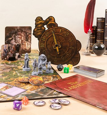 Labyrinth: The Board Game von River Horse - Die Reise ins Labyrinth