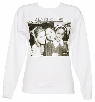 Women's Clueless Movie Cast Sweater