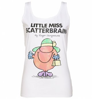 Women's Little Miss Scatterbrain Vest