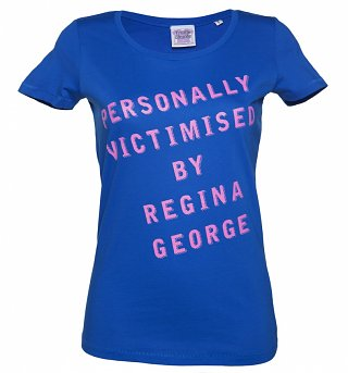 Women's Mean Girls Personally Victimised by Regina George Scoop Neck T-Shirt