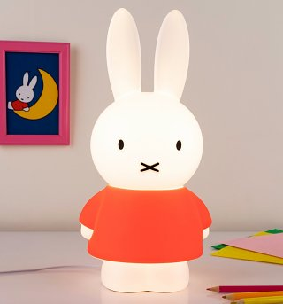 Large Miffy Lamp