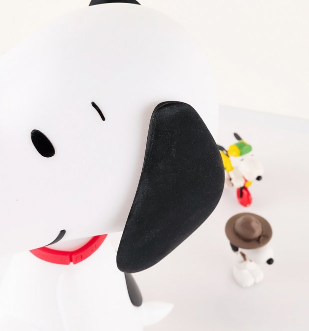 Large Snoopy Lamp