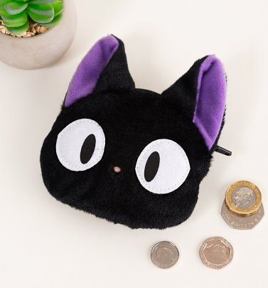 Studio Ghibli Jiji Cat Coin Purse