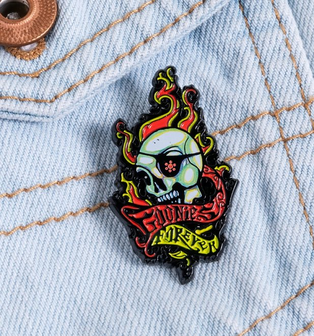 Limited Edition Goonies Pin Badge