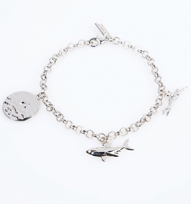 Limited Edition Jaws Charm Bracelet