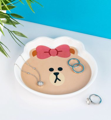 Line Friends Choco Trinket Tray