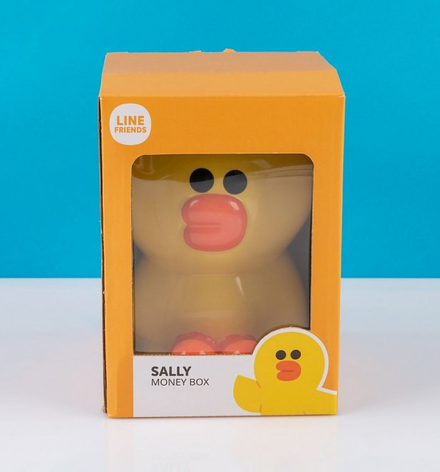 Line Friends Sally Money Box