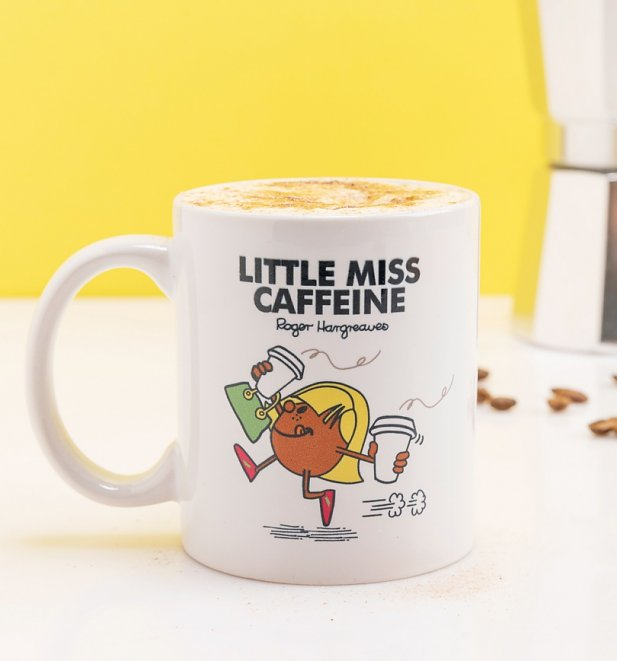 Little Miss Caffeine Mug