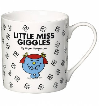 Little Miss Giggles Boxed Mug