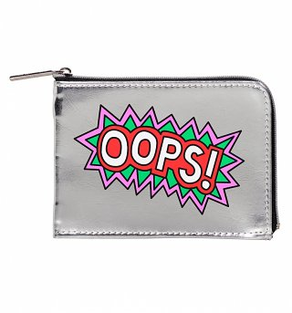 Little Miss Naughty Oops Wallet