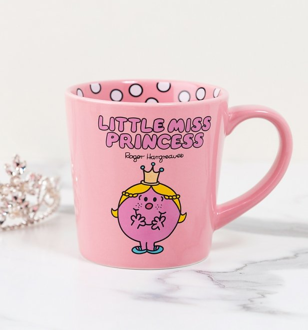Little Miss Princess Just Own It Mug