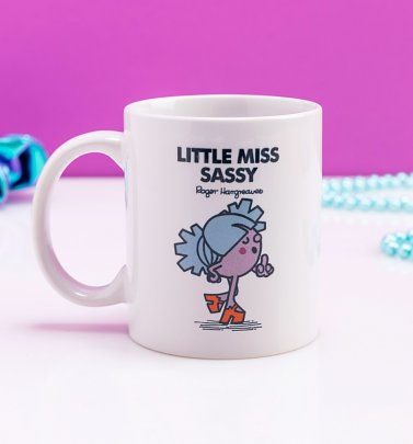 Little Miss Sassy Tasse