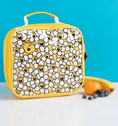 Little Miss Sunshine Daisy Lunch Bag