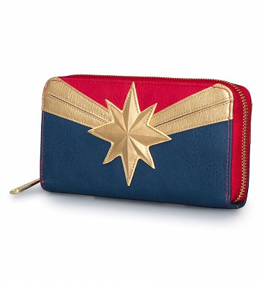 Loungefly x Marvel Captain Marvel Wallet