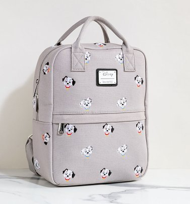 Loungefly Disney 101 Dalmatians Embroidered Canvas Backpack