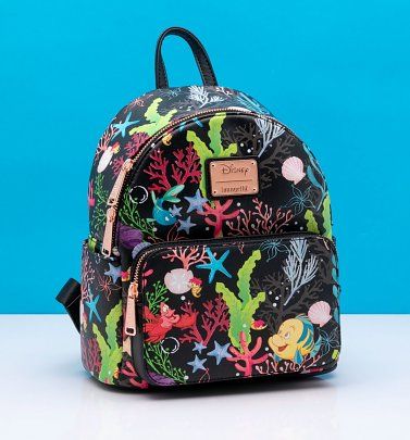 Loungefly Disney The Little Mermaid Backpack