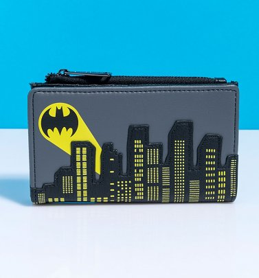 Loungefly DC Comics Batman Bat Signal Wallet