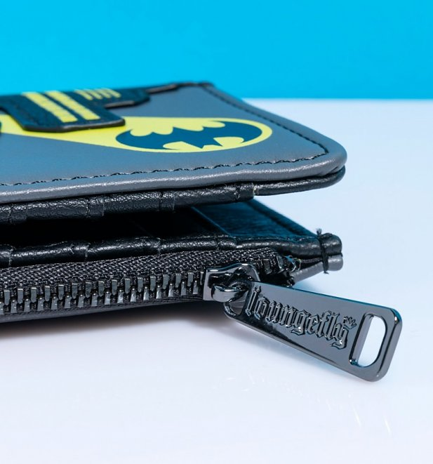 Loungefly Batman Bat Signal Wallet
