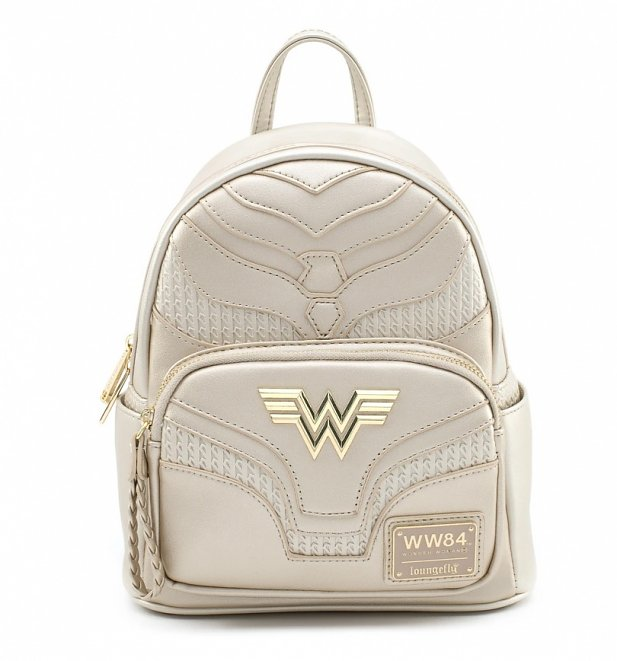 Loungefly DC Comics Wonder Woman 84 Cosplay Mini Backpack