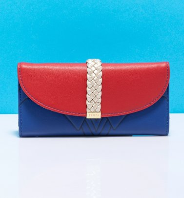 Loungefly DC Comics Wonder Woman Lasso Wallet