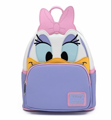 Loungefly Daisy Duck Cosplay Mini Backpack