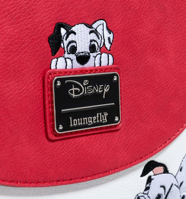 Loungefly Disney 101 Dalmatians Crossbody Bag