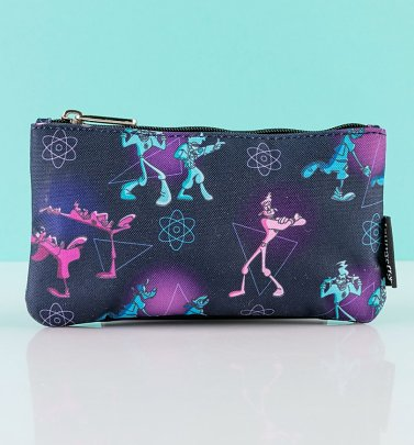 Loungefly Disney A Goofy Movie All Over Print Nylon Pouch