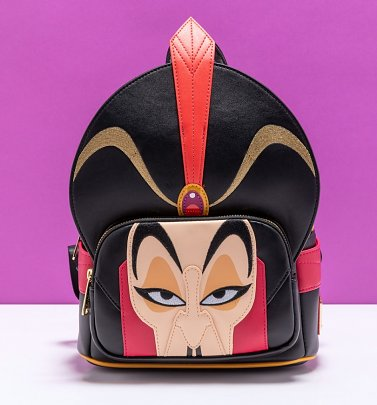 Loungefly Disney Aladdin Jafar Cosplay Mini Backpack