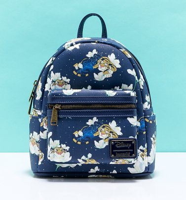 Loungefly Disney Aladdin Rajah Starry Night Mini Backpack