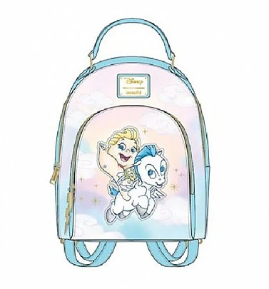Loungefly Disney Baby Herc and Pegasus Mini Backpack