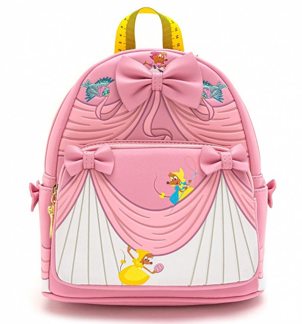 Loungefly Disney Cinderella Dress Mini Backpack