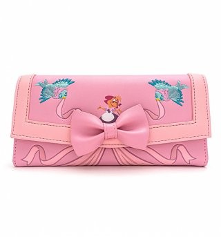 Loungefly Disney Cinderella Flap Wallet