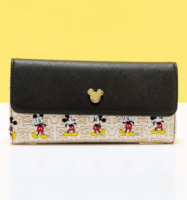 Loungefly Disney Classic Mickey Mouse Flap Wallet