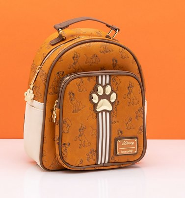 Loungefly Disney Dogs Mini Backpack