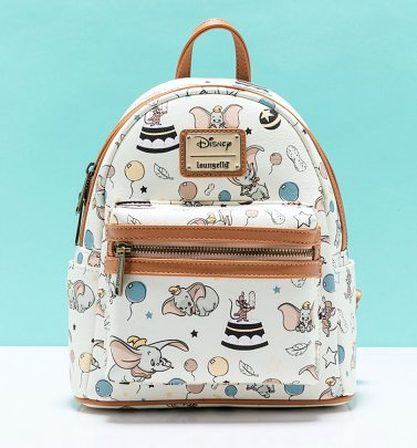 Loungefly Disney Dumbo Vintage Mini Backpack