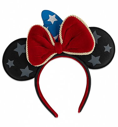Loungefly Disney Fantasia Ears Headband
