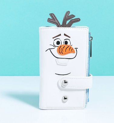 Loungefly Disney Frozen Olaf Wallet