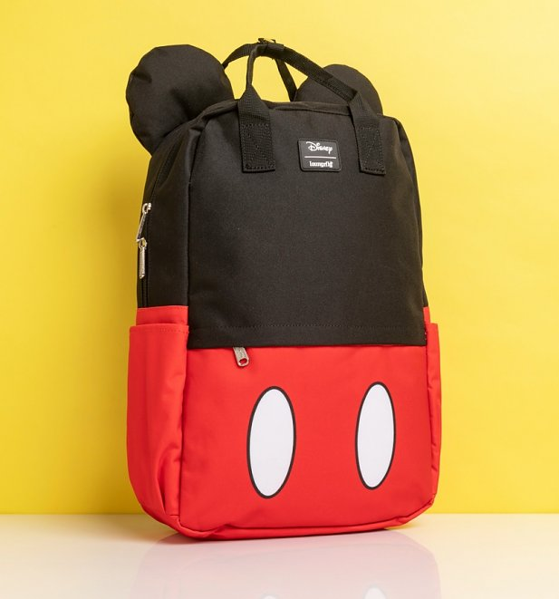 Loungefly Disney Mickey Cosplay Nylon Backpack