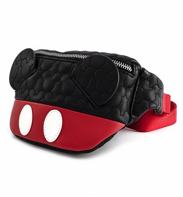 Loungefly Disney Mickey Mouse Cosplay Bum Bag