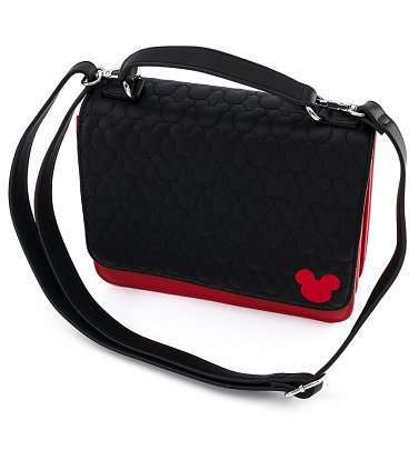 Loungefly Disney Mickey Mouse Oh Boy Crossbody