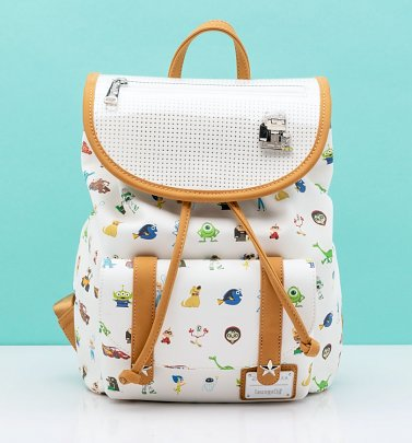 Loungefly Disney Pixar Pin Collector Mini Rucksack
