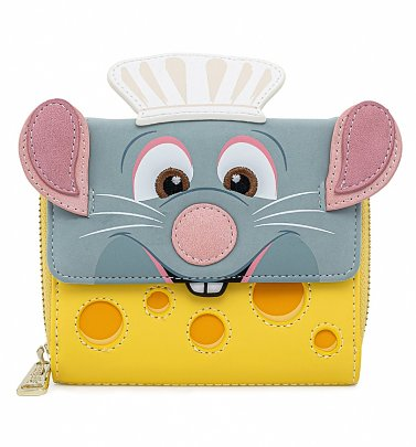 Loungefly Disney Pixar Ratatouille Chef Cosplay Wallet