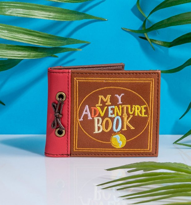 Loungefly Disney Pixar Up My Adventure Book Wallet
