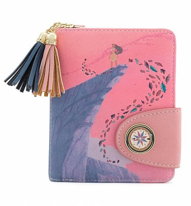 Loungefly Disney Pocahontas Colours Of The Wind Wallet