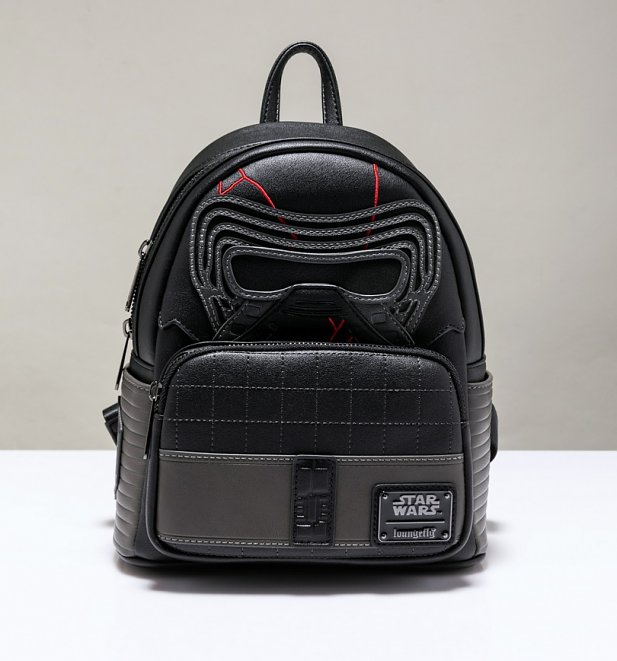 Loungefly Disney Star Wars Kylo Ren Cosplay Mini Backpack