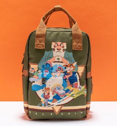 Loungefly Disney TaleSpin Nylon Backpack