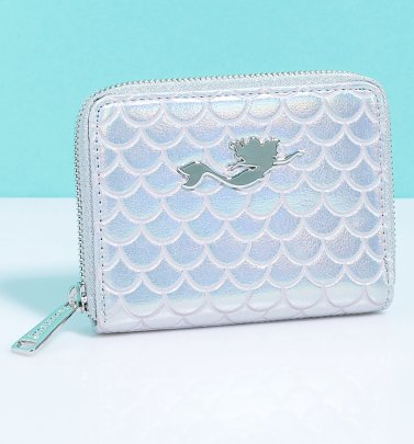 Loungefly The Little Mermaid Ariel Iridescent Wallet