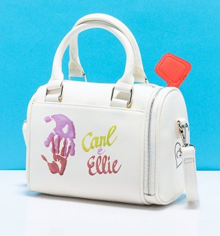 Loungefly Disney Up Carl and Ellie Mailbox Crossbody Bag