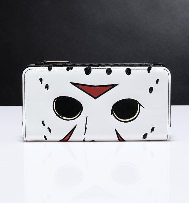 Loungefly Friday The 13th Jason Mask Wallet